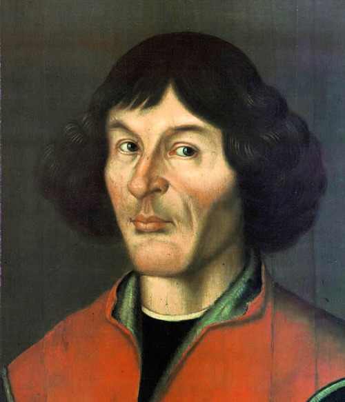 Happy 540th Birthday to Nicolaus Copernicus (19 February 1473 – 24 May 1543)