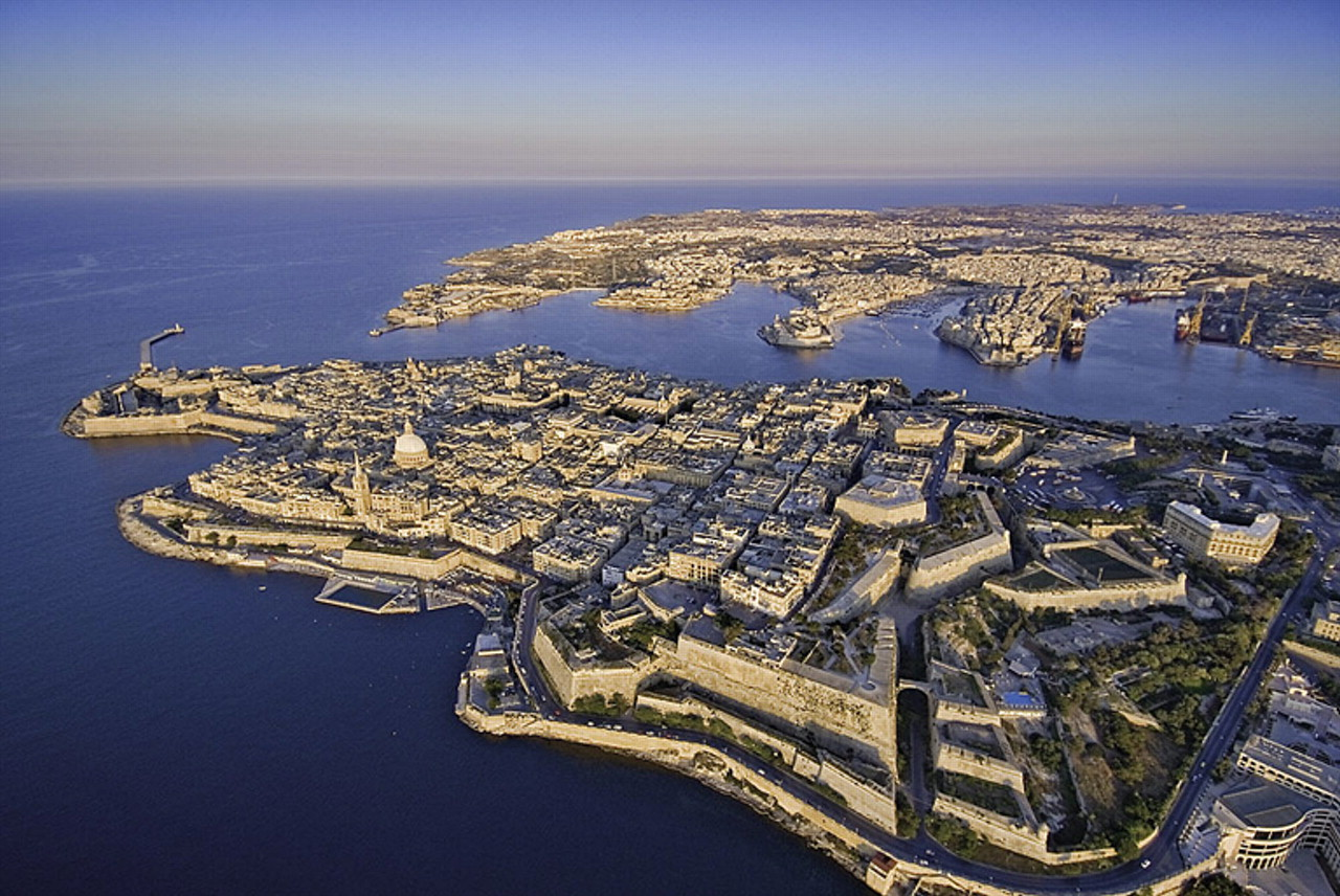 Valletta Malta  city images : Hidden Gem of the Mediterranean — Valletta, Malta | Sarvodaya