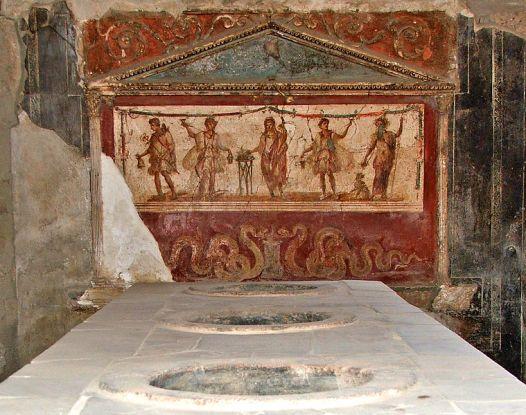 A Roman Thermopolium in Pompeii II