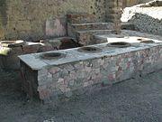 A Roman Thermopolium in Pompeii