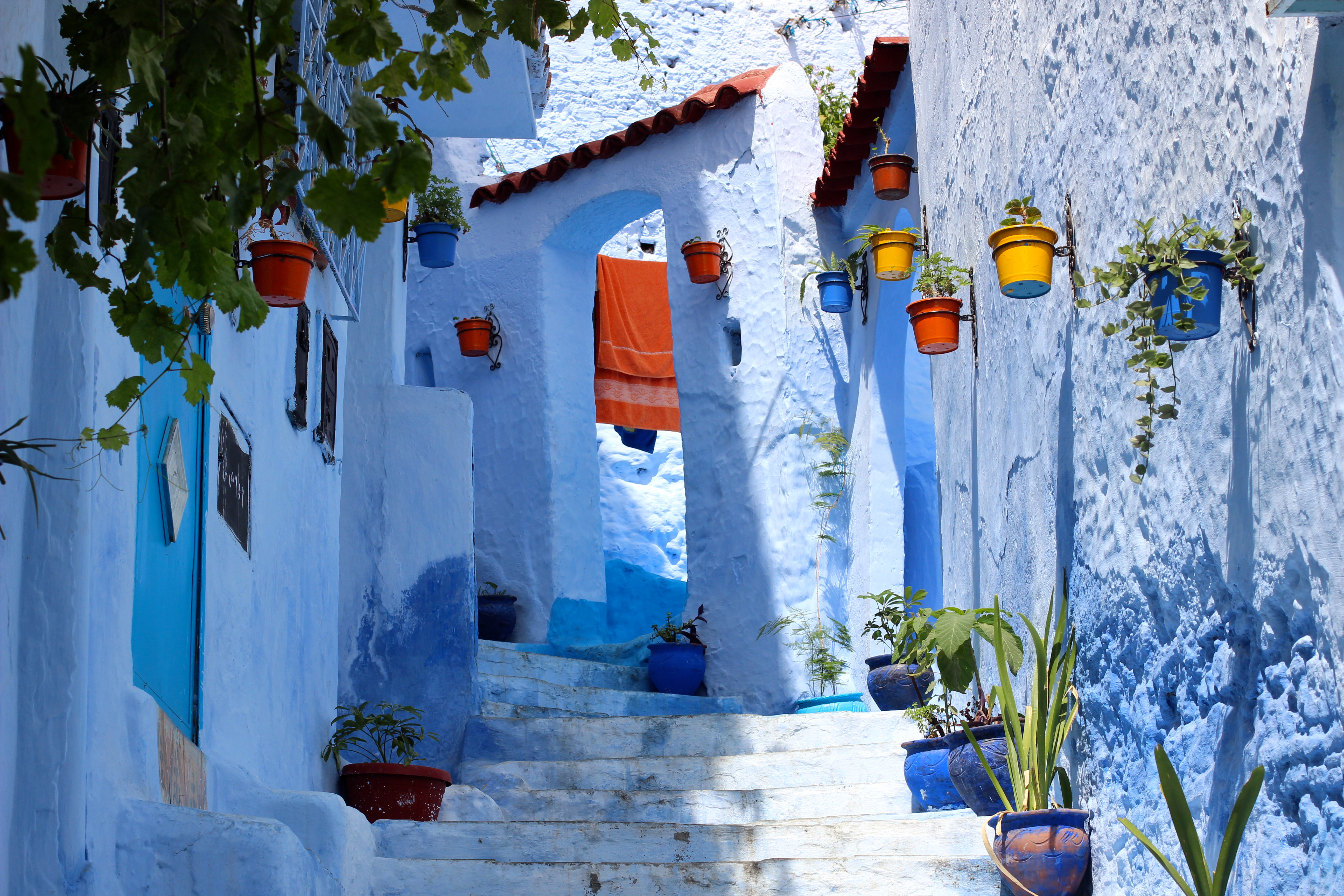Chefchaouen Morocco  city images : Chefchaouen, Morocco III | Sarvodaya