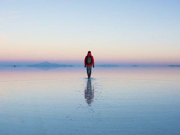 Salar De Uyuni Sunrise (Hideki Mizuta - National Geographic)