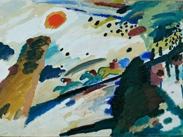 Wassily Kandinsky I