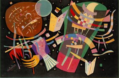 Wassily Kandinsky IX