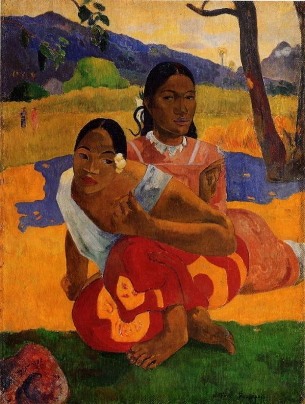 When Will You Marry (Paul Gaugin)