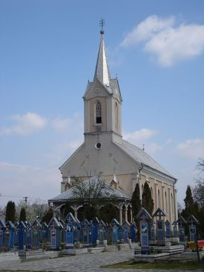 Merry Cemetery IV