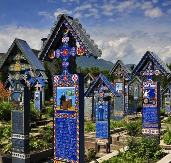 Merry Cemetery VIII