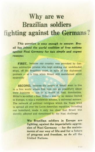 Brazil in WWII