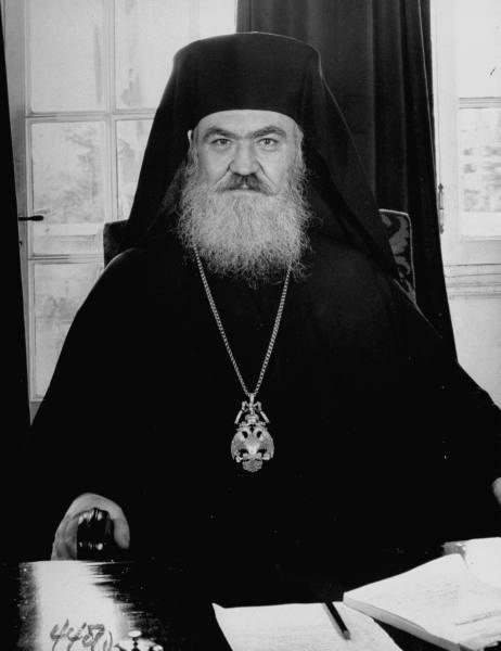 Archbishop Damaskinos of Greece